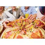 Pit Stop Pizza logo