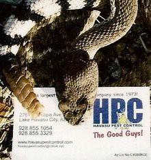 Havasu Pest Control logo