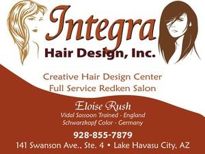 Photo uploaded by Integra Hair Design