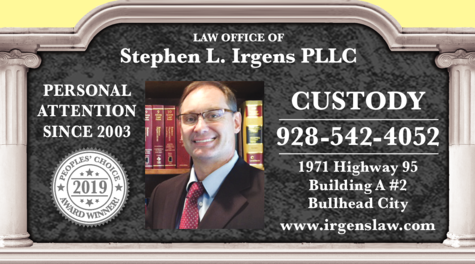 Print Ad of Irgens Stephen L Law Office Of Pllc