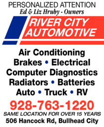 Print Ad of River City Automotive