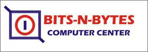 Bits-N-Bytes Computer Center logo