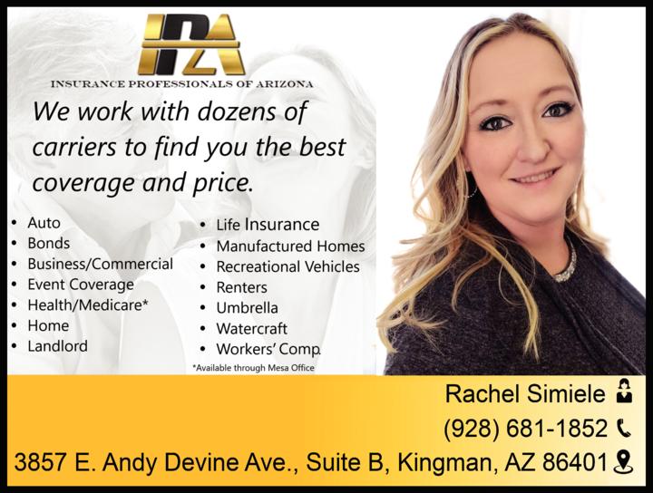 Print Ad of Insurance Professionals Of Arizona