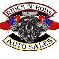 Rides N Rods Auto Sales logo