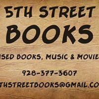 5th Street Books logo