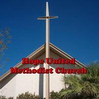 Hope United Methodist Church logo