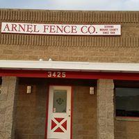 Arnel Fence Co logo