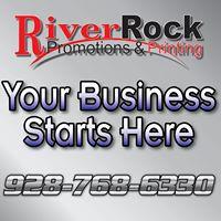 River Rock Promotions & Printing logo