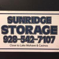 Sunridge Storage logo