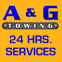 A & G Towing logo