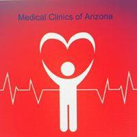 Medical Clinics Of Arizona logo