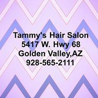Tammy's Hair Salon logo