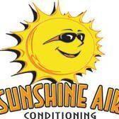Sunshine Air Conditioning  logo