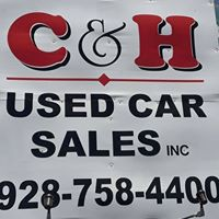 C & H Used Car Sales Inc logo