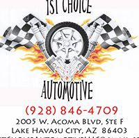 1st Choice Automotive logo