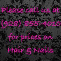 Havasu Hair & Nail Cottage logo