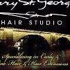 Larry St George Hair Studio logo