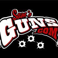 Sam's Shooters Emporium logo