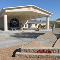 New Horizons Center logo