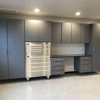 Advanced Garage Cabinets & Coatings logo