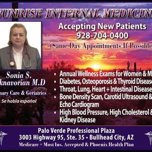 Photo uploaded by Sunrise Internal Medicine