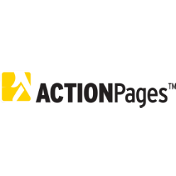Action Media Plus logo