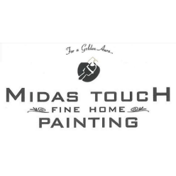 Midas Touch Fine Home Painting logo