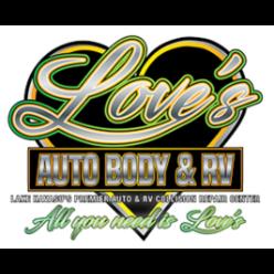 Love'S Auto Body & Rv Llc logo