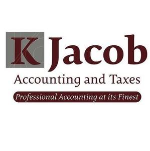 K Jacob Accounting & Taxes logo