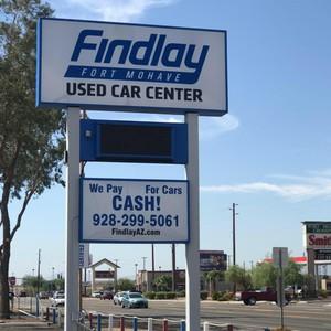 Findlay Used Car Center logo