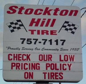 Photo uploaded by Stockton Hill Tire