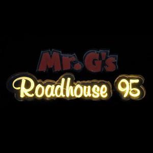 Mr G's Roadhouse 95 logo