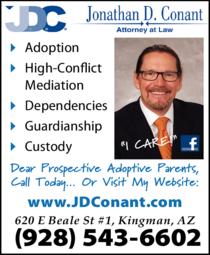 Print Ad of Conant Jonathan D Esq