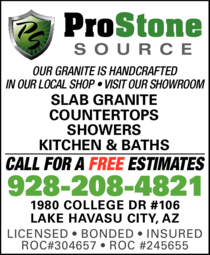 Print Ad of Pro Stone Source