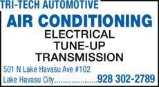 Print Ad of Tri-Tech Automotive