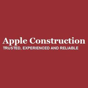 Apple Construction  logo