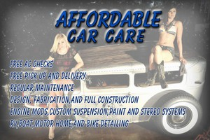 Affordable Car Care logo