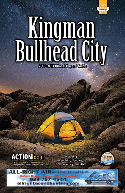 Kingman Print Directory Cover